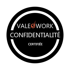 LABEL CONFIDENTIALITE VALEOWORK